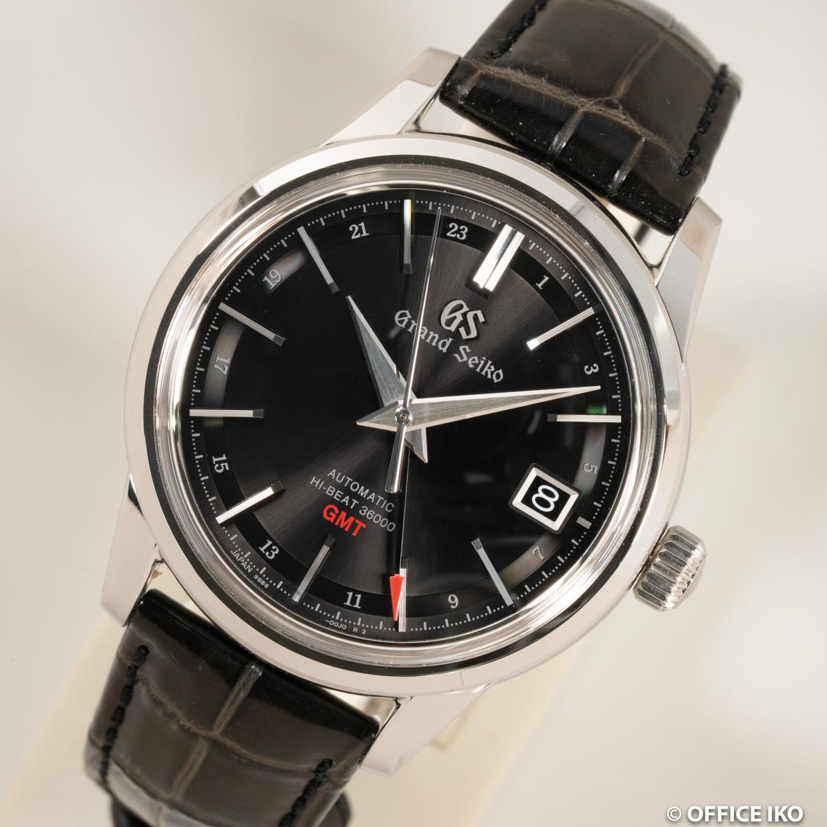 best website 70b26 f8ad6 セイコー] SEIKO 腕時計 グランドセイコー SBGJ219 GMT ...